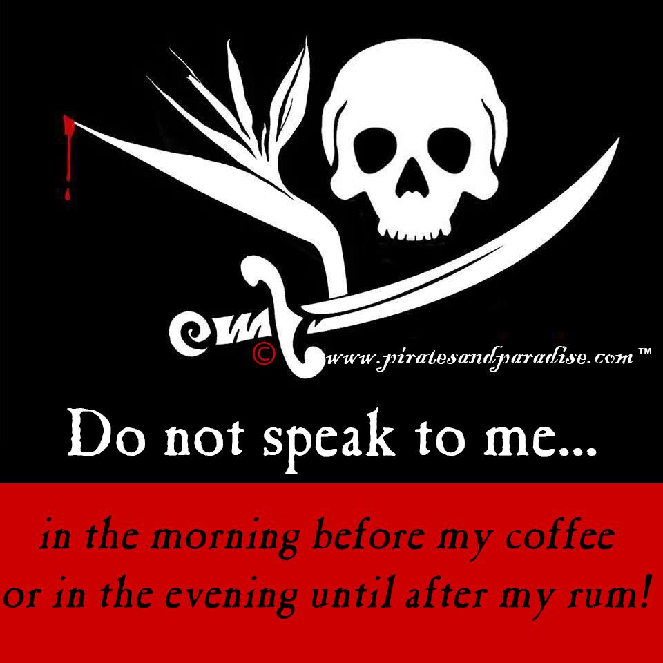P&P meme coffee