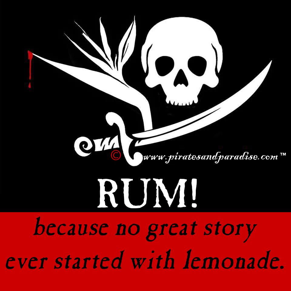 P&P meme rum v lemonade