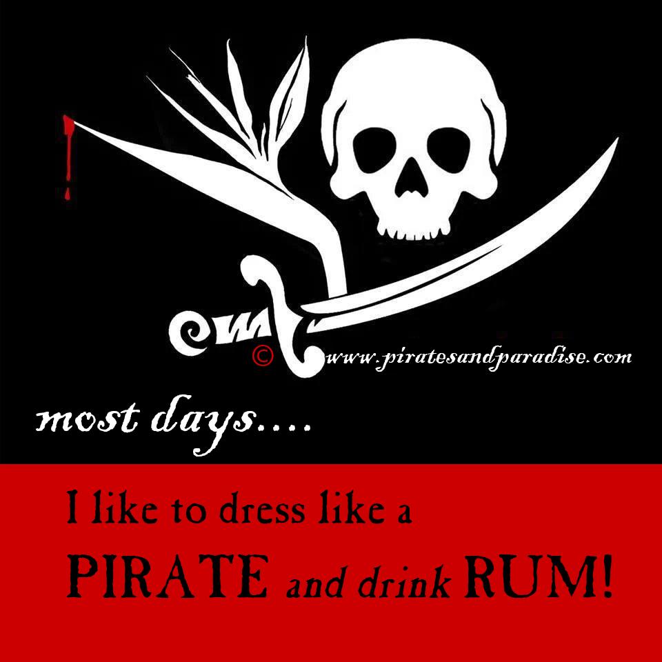 dress like a pirate